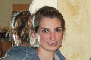 Friseurin Cristina Prado Trigo