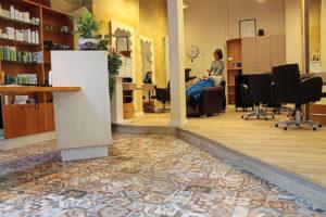 Friseursalon Petra Beckschulte Lippstadt Eingangsbereich