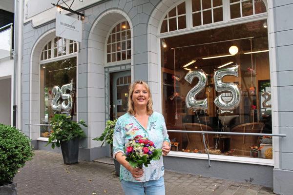 Petra Beckulte 25 Jahre Lippstadt